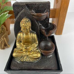 Buddha Water Fountain - New and Unused